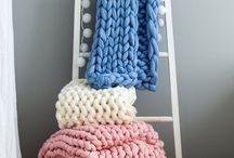 cobertor feito a mao