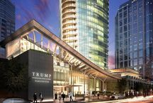 Vancouver / Trump Hotel Collection has exciting plans to extend its foray into Canada as Trump International Hotel & Tower Toronto will soon be joined by Trump International Hotel & Tower Vancouver. When completed in 2016, the twisting tower will stand at 616 feet (63 stories), transforming the city's skyline as the second tallest building.