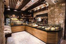 Design ''espresso & food bar'' / Project: Fresh ''espresso & food bar'' Location: Larisa/Greece