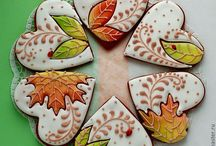 Artful Cookies and Biscuits / Beautifully decorated cookies and biscuits