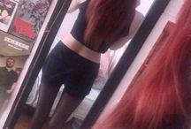 Red hair / Pretty red hair
