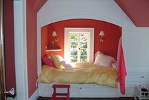Bedrooms / by Karen Beber