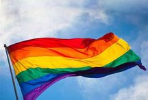 PRIDE / Take a look at Pride inspired food, party theming & of course, celebrating what Pride is all about - Love.
