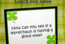 Lunch.. What time is it? It's lunch time! / by Sheyenne Hunzeker