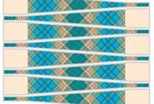 papír-, textil-, fonalgyöngyök