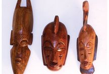 African Art /  Use African art to add style and culture to both your home and office. Decorating with African art will add character and a sense of wilderness to it's canvas. Africa Imports has batik paintings, mud cloth paintings, and African wood carvings that you are sure to find a place for in your life. We also carry a large selection of African masks from all over the continent.