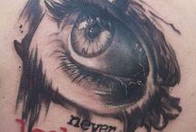 eyes tatooo
