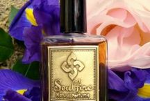 Natural Perfumes / Beautiful perfumes made from Nature's finest essences to ignite your spirit with fragrance.