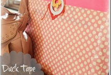 Art / Creativity / Craft - Duct Tape / by Marti is YarleysGirl