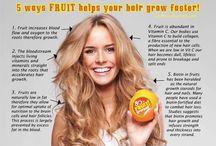 Hair Tips / by Tenaj Martin