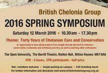 Information, Events, Symposia / British Chelonia group information, events and Symposium details