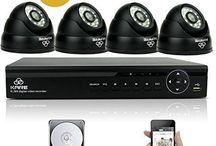Security System Cameras