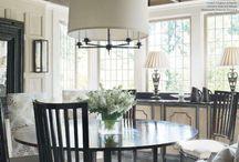 home | dining + nooks / design inspiration