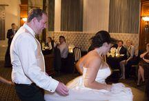 Celebration / Wedding reception and celebration.