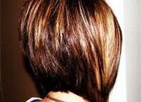 hair, hair, hair / by Chelsea White