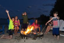 Family Time! / Beachfront Inn is a kid friendly, pet friendly place on the sandy shores of Lake Michigan, ideal for family getaways. We've watched so many of our guests grow up over the years. Let your family start making memories with us!