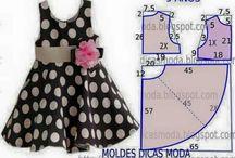 sewing kids cloths