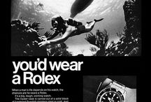Watches | Advertisings