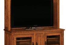 TV or Entertainment Room / Furniture ideas for the entertainment room to watch tv.