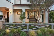 Landscaping Inspirations / Create the perfect frame for your picturesque home with these landscaping inspirations!