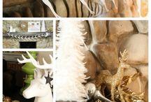 Christmas Reindeer Decorations / Christmas Reindeer Decorations