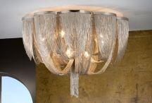 LAMPADE DA SOFFITTO / Idee e proposte per l'illuminazione e la decorazione della vostra casa con originali lampade a soffitto. Lampade stile moderno, lampade stile industriale, lampade stile contemporaneo, lampade con illuminazione a Led, ecc.