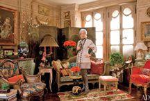 Iris Apfel's NY Apartment