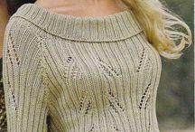 dámské pletení