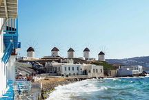 Mykonos - The Cosmopolitan Island, Greece