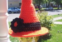 Halloween Crochet / by Teresa Shealy