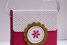 Papercraft - 3 x 3 Notecards And Boxes