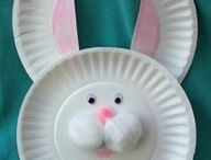 Kids: Paper Plate Crafts