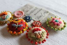 Embroidery and Beadwork Loves