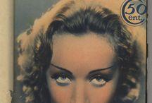 Marlene Dietrich Memorabilia