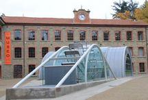 L'ex Lanificio di Stia oggi Museo dell'Arte della Lana