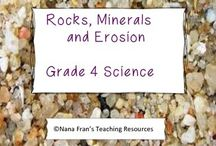 Science-Rocks and minerals