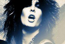 Nikki Sixx / by Heather Wilson