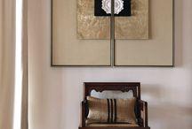 Feng shui wood interiors