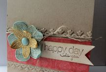 Card Ministry Ideas / by Hill Country Stampin'