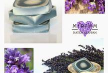 Levendula szappan / Handmade soap