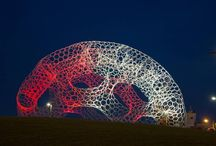 architectural installations