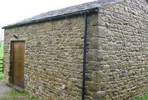 Building & Walling Stone / At Steptoes Yard we deal in all types of walling stone suitable for projects in a small garden all the way up to the construction of a luxury home.