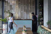 Restaurant fitout design