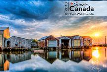 2016 Scenic Canada Calendar Campaign