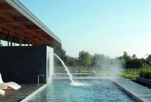 10 spas à tester en Alsace / Bains chauds, sauna, hammam, massage... Rien de tel qu'une journée dans un spa pour oublier les soucis du quotidien ! Voici 10 des spas à tester en Alsace !