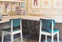 Playroom/workspace