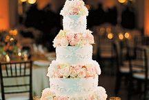 Wedding cakes (bruidstaarten)