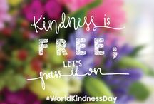 Creating Kindness