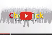 Feedback Search Engine / Checktick is a newly launched feedback #searchengine through which we can get original feedback or reviews of any #product or #company. http://www.checktick.com/
