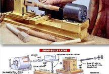 Wood Tools